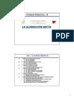 Rpl7-1 La Alineacion Recta