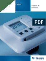 Catalogo Accesorios Electricos BECKER