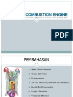 Internal Combustion Engine (Mesin Pembakaran Dalam)