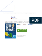 Libro Bases de La Astromedicina Tibetana Online - Descargar Libros