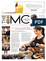The Specialty Coffee Association of America's (SCAA) Event Newspaper, The Morning Cup - Issue No. 4, 2014