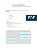 Examen de Certificación Práctica CCENT Nº 1y2