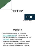 Biofisica 2014 Clase 1