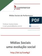 Social Media Performance Gustavo Santos