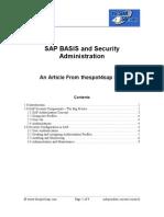sap security authorizations