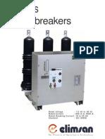circuit breaker SF6