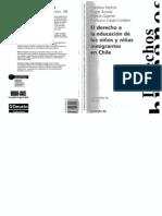 Stefoni y Acosta (2010)_El Derecho a La Educación Niños y Niñas Inmigrantes