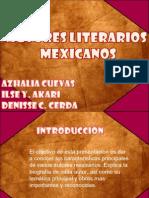 literatura mexicana.ppt