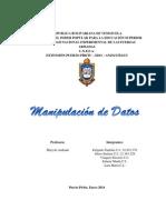 Trabajo Manipulacion de Datos