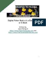 Poker Strategies and Poker Tools