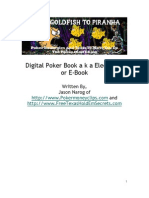 Poker Strategies and Poker Tools