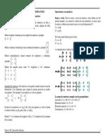 41 Defini c i on Matrices
