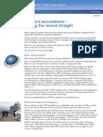 Nato Russia Factsheet