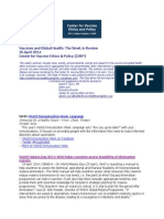Vaccines and Global Health_The Week in Review_26 April 2014