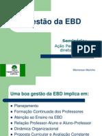 Gestão Da EBD