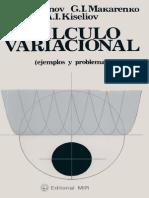 Cálculo Variacional - M. Krasnov