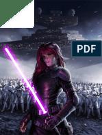 Mara Jade in Star Wars Rebels