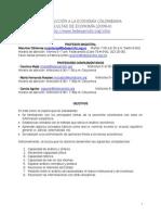 IntroduccionalaEconomiaColombiana Secc5a7 MauricioCardenas 200620