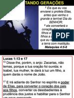 CONCTANDO GERAÇÕES