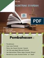 Hukum Bisnis Syariah
