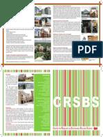 CRSBS Brochure