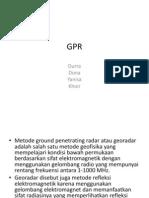 Ground penetrating radar.pptx