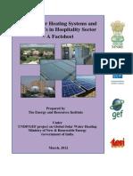 Factsheet Hospitality