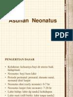 asuhan neonatus