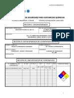Hoja Seguridad Acido Fluorhidrico