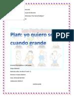 Plan de Oficios y Profesiones