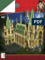 Lego Manual 4842-3
