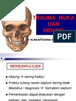 Trauma Muka & Hidung