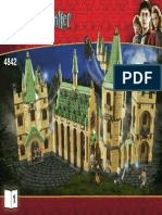 Lego Manual 4842-1 Harry Potter