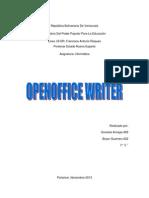 Apache OpenOffice Writer Graciela 14