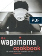 The Wagamama Cookbook - 100 Japanese Dishes