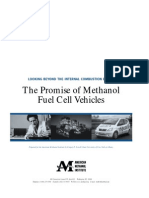 [E-book - Eng] the Promise of Methanol Fuel Cell Vehicles