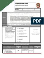 Plan y Prog de Evaluac 1o 5BLOQUE