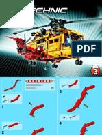 Lego Manual 9396-3