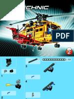 Lego Manual 9396-2