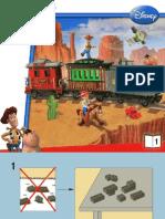 Lego Manual 7597-1