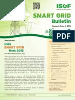 ISGF SMart Grid Bulletin Issue 3 - March 2014