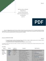 unit seven reflictive paper