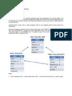 Creating Database Views