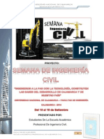 Semana Ingenieria Civil
