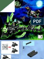 Lego Manual 9467-2