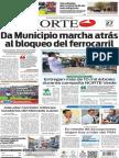 Periódico Norte de Ciudad Juárez edición impresa del 27 abril del 2014