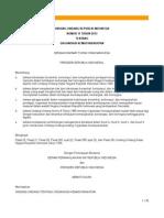 UU Nomor 17 2013 Tentang Ormas