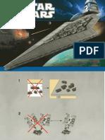 Lego Manual 10221 Super Star Destroyer