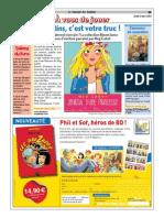 Le journal des enfants