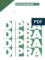 DIPRA - Design of Ductile Iron Pipe